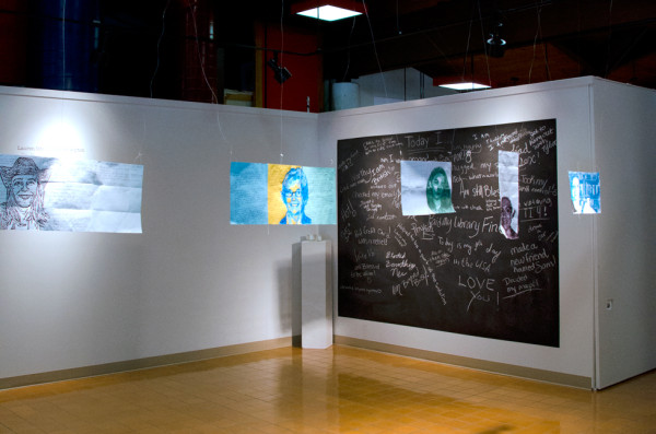 Exhibition photographs from You, Me, and the Rest of the World by Lauren Odell Usher Sharpton